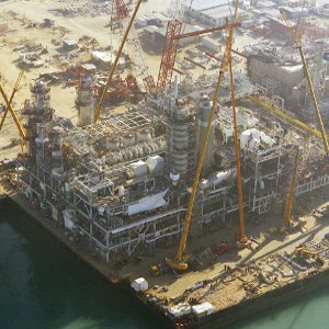 Proyecto Snøhvit (2005) - Planta LNG para Statoil