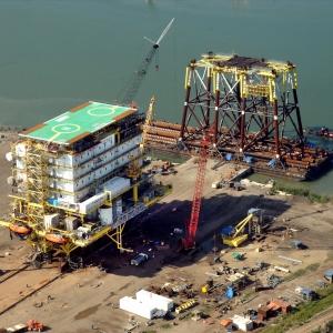 Proyecto Litoral (2011) - Plataforma de Alojamiento para Pemex