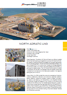 Fact Sheet Adriatic LNG