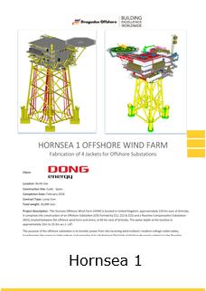 Fact Sheet Dong HornSea