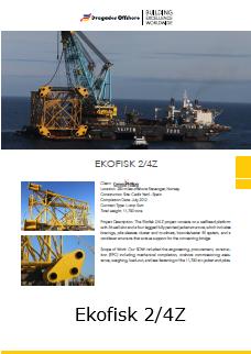 Fact Sheet Ekofisk