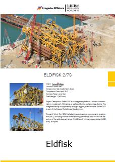 Fact Sheet Eldfisk