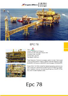 Fact Sheet EPC 78
