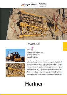 Fact Sheet Mariner