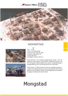 Fact Sheet Mongstad
