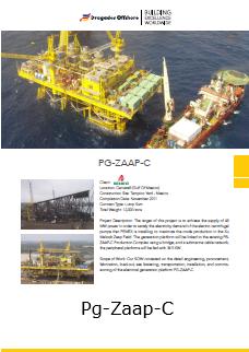 Fact Sheet PG-ZAAP-C