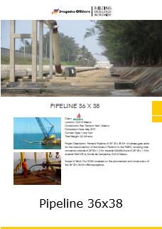 Fact Sheet Pipeline 36 X 38
