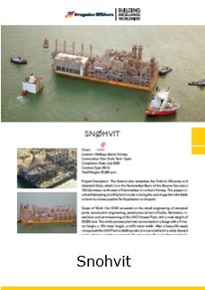 Fact Sheet Snohvit