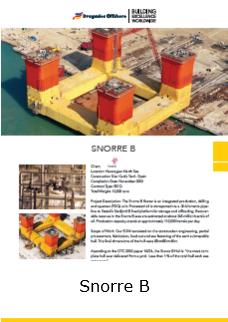 Fact Sheet Snorre B