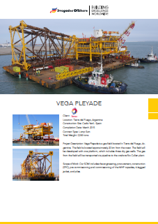 Fact Sheet Vega Pleyade